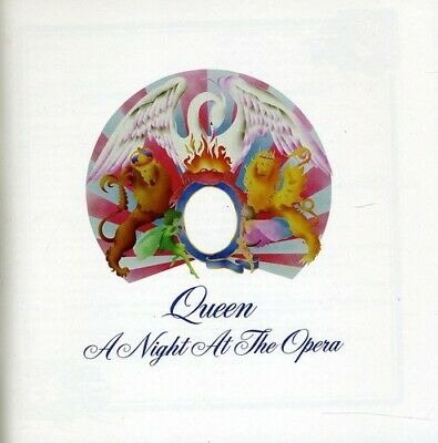 Queen - A Night At The Opera [New CD] Rmst, Reissue