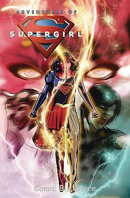 Adventures Of Supergirl #3 (2016) 1St Printing Bagged & Boarded