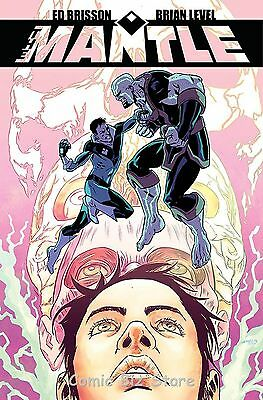 Mantle #1 (2015) 1St Printing  Cover A Level Image