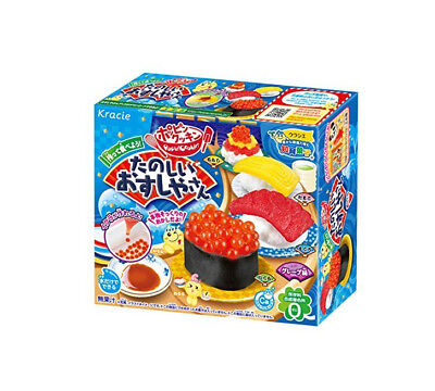 New Kracie Popin' Cookin' Happy Sushi House