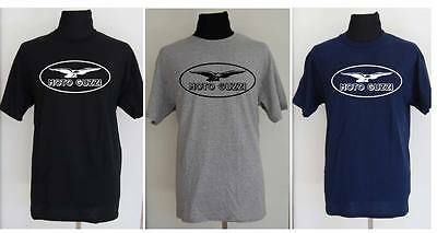 MOTO GUZZI t-shirt - SMALL to 5XL