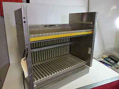 SIEMENS SYMADYN D - 24 SLOT RACK - 6DD 1682-0BE0 -- SR24.2 -- Rev C