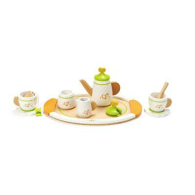 Hape - Playfully Delicious - Tea Set with Tray for Two - Play Set