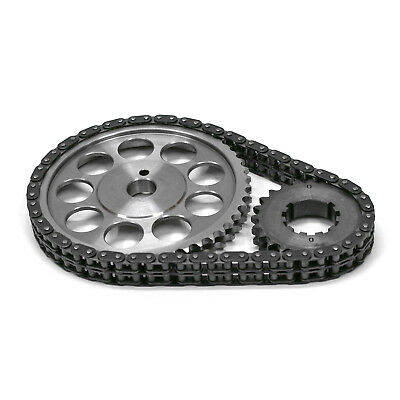 Holden 253 304 308 Double Roller 9 Keyway Billet Steel Timing Chain Kit