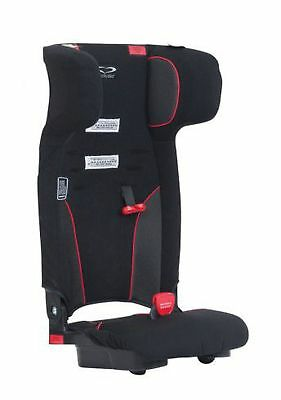 baby love Ezy Move Booster Seat (Max Black)