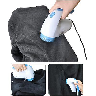 Lint Fuzz Shaver Pill Fluff Remover Fabrics Sweaters Electric Salable 02 US Plug