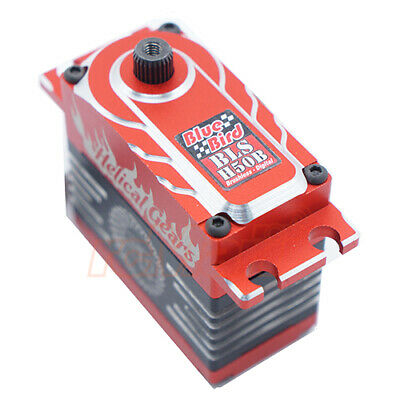 Blue Bird Full Aluminum Helical Brushless Digital Servo 1:8 Off Road #BLS-H50B