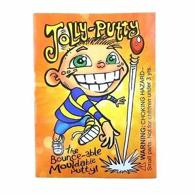 House of Marbles Jolly Putty Bouncing Mouldable Novelty Pocket Money Toy New
