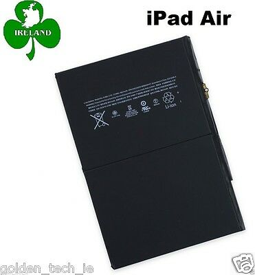 For iPad Air 1st Gen Battery / iPad 5 Battery Genuine Capacity 3.73V 8827mAh New