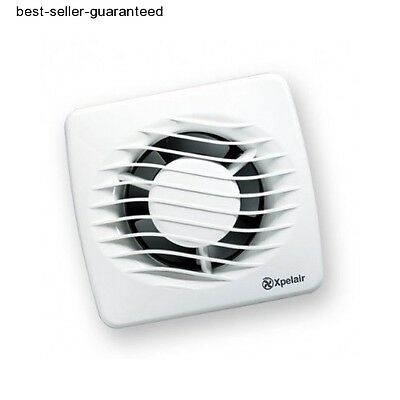 Bath Exhaust Fan Bathroom Vent Fans WC Toilet Ventilation Wall Mount Ceiling Air