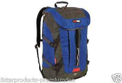 New Black Crux 40L Day Pack Outdoor Hiking Travel Trip Luggage Backpack Bag