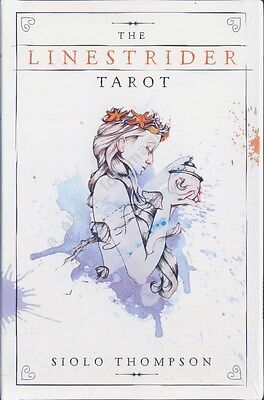 NEW The Linestrider Tarot Deck Cards Siolo Thompson