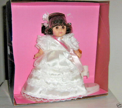 "8"" Ginny, Quinceaneras Special Day Collection,#71-2330 Hard vinyl, With box"