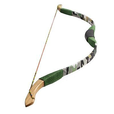 """Youth Children Kids Recurve Bow 41"""" Archery Training Practice Shooting Game Bow"""