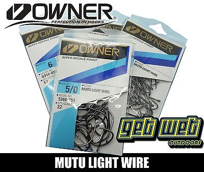 Owner Mutu Light Wire Circles All Sizes
