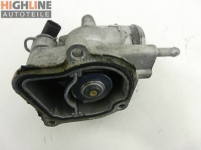 Mercedes W210 E220 99-02 CDI 105KW Thermostat Flansch Thermostatgehäuse