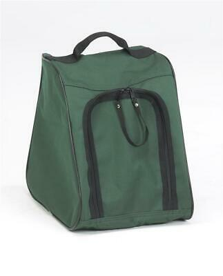 Heavy Duty Green breathable Boot Bag Case Walking, Hiking, Military Boots