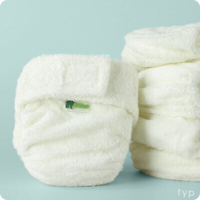 Little Lamb Bamboo Nappies | Pack of 5