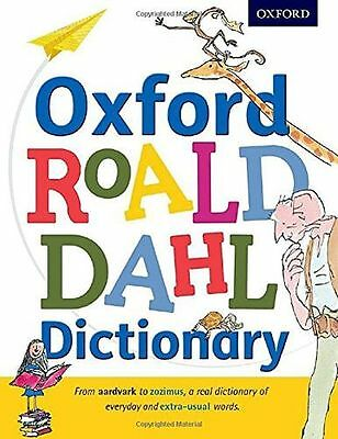 **NEW** - Oxford Roald Dahl Dictionary (HB) - 0192736450