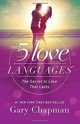 **NEW** - The 5 Love Languages (PB) - 080241270X