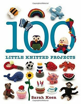 **NEW** - 100 Little Knitted Projects (PB) - 1861087993