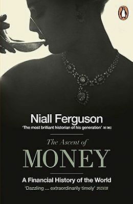 *NEW* - The Ascent of Money: A Financial History of the World (PB) - 0718194004