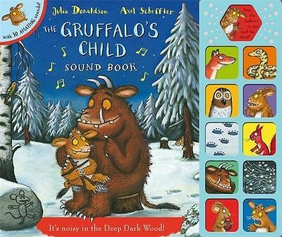 **NEW** - The Gruffalo's Child Sound Book (HB) - 0230757456