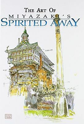 The Art of Miyazaki's Spirited Away (Studio Ghibli Library) (HB) - 1569317771