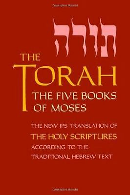 **NEW** - The Torah: The Five Books of Moses: Pocket Edition (PB) - 082760680X