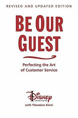 Be Our Guest (10th Anniversary Updated Edition) (Disney (HB) 1423145844