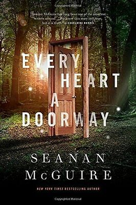 **NEW** - Every Heart a Doorway (HB) - 0765385503