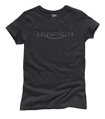 Triumph Ladies Jewel Logo T-Shirt