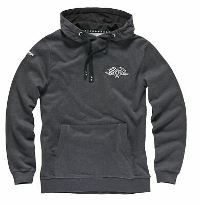 Triumph Mens Ace Cafe Hoody - Black