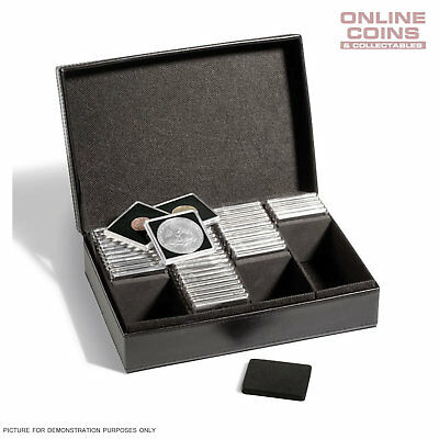 Lighthouse PRESIDIO Coin Case for QUADRUM Coin Capsules or 2 x 2 Coin Holders