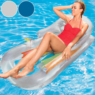 Bestway Swimming Pool Air Mattress Water Lilo Lounger Beach Fun Inflatable Float
