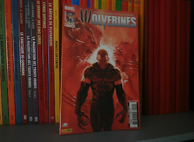 WOLVERINES N°2 : Premier Contacts - Ed. Panini Comics - Septembre 2015 - Marvel