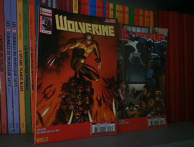 Wolverine - Lot de 2 volumes (N°15&18) - Ed. Panini Comics - Marvel