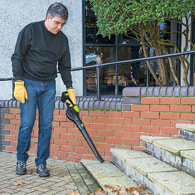 Draper 75226 Cordless Leaf Blower Lightweight 18V DC Without Battery Garden Clea