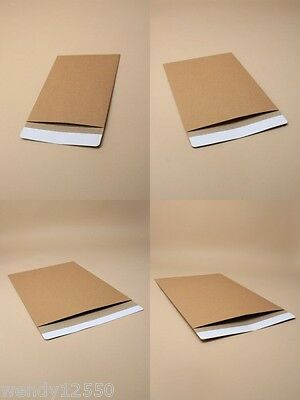 Pack Of Natural Brown Kraft Large Letter Envelopes, Packing Supplies,