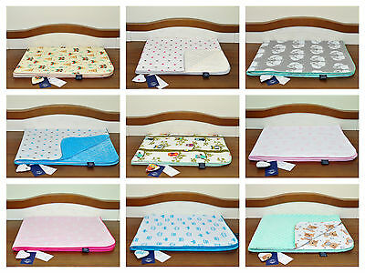 Minky/cotton blanket/ soft/ reversible/for crib, cot, pram/no filing/handmade