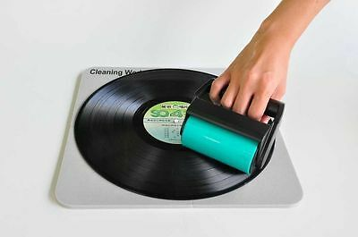 Analogis Vinilo Rodante Cleaner LP Limpiador / Record Cleaner