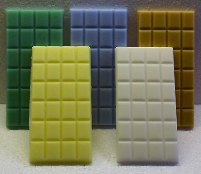 Any FIVE Handmade Highly Scented Wax Melt Bars for £13.75....Over 350 fragrances