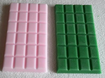 Any TWO Handmade Highly Scented Wax Melt Bars for £6.50.. over 350 fragrances