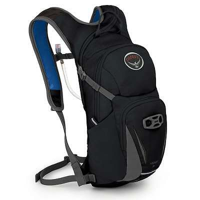 Osprey Viper 9 Hydration Backpack w/ LT Hydraulics Reservoir (Black)