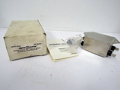 Kb Electronics Kbrf-200A Motor Controller *New In Box*