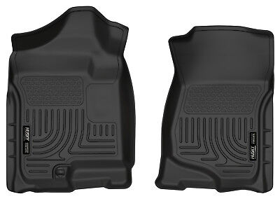 Husky Liners Front Floor Liners FOR 2007-2014 Cadillac Escalade, 2007-2014 Cadil