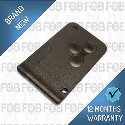 Renault Megane Scenic 433 Mhz replacement key card