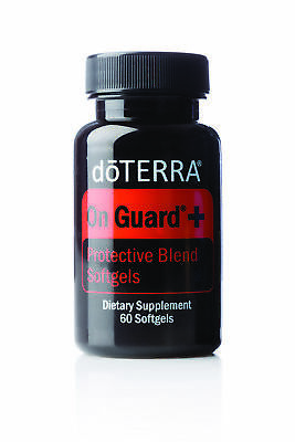 doTERRA On Guard Essential Oil Protective Blend Softgels - 60 ct