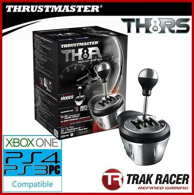 :Thrustmaster TH8A Driving Shifter Gear box Add-on for PS3, PS4, Xbox One, PC