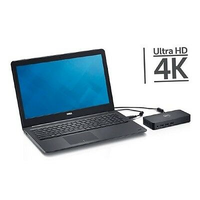 Dell D3100 Ultra HD 4K USB 3.0 Port Replicator 452-11714